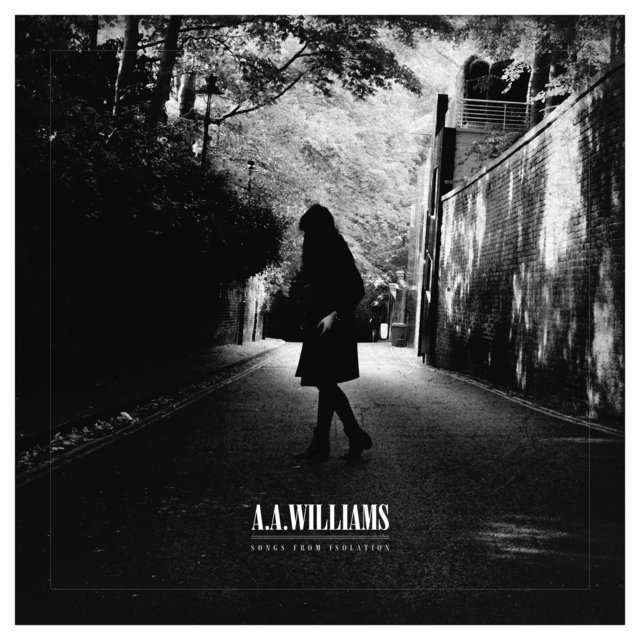 Cover art for album  by A.A. Williams