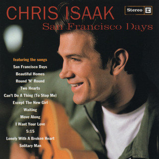 Chris isaak Alter