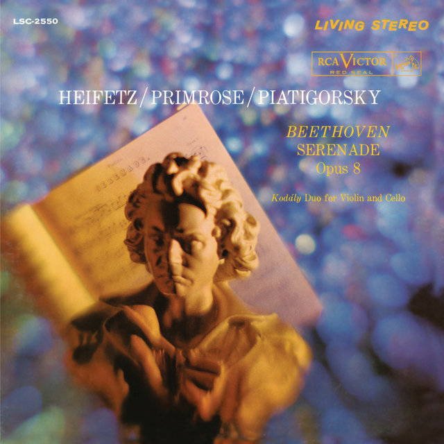 Beethoven: Serenade in D Major, Op. 8 & Kodály: Duo for Violin and Cello, Op. 7 (Remastered)