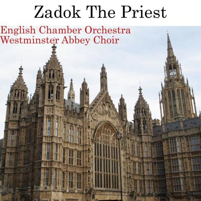 Zadok the Priest - Single