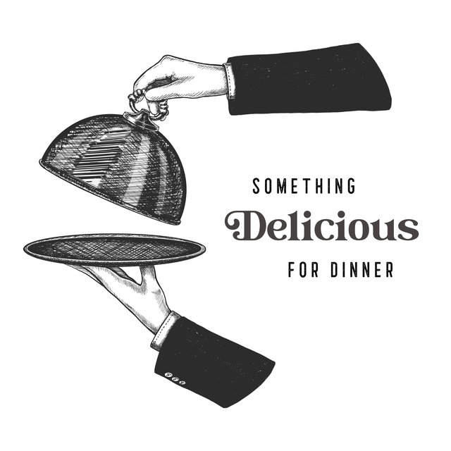 Something Delicious for Dinner - The Best Compilation of Relaxing Instrumental Restaurant Jazz Background Music