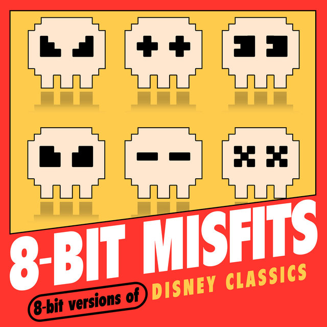8-Bit Versions of Disney Classics