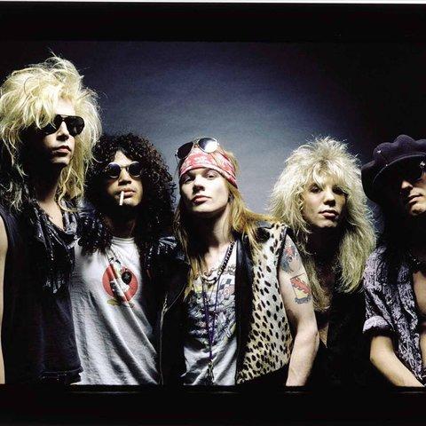 Guns N' Roses – TIDAL