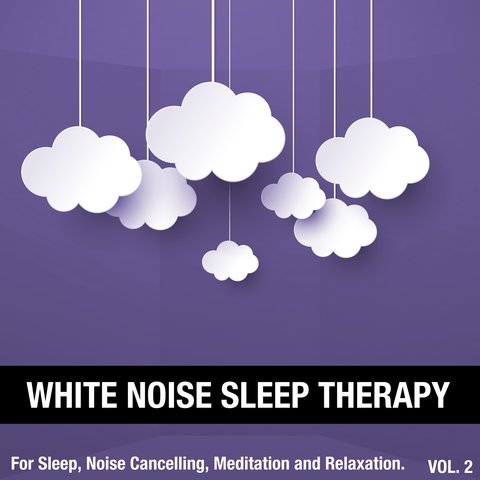 White Noise Sleep Therapy