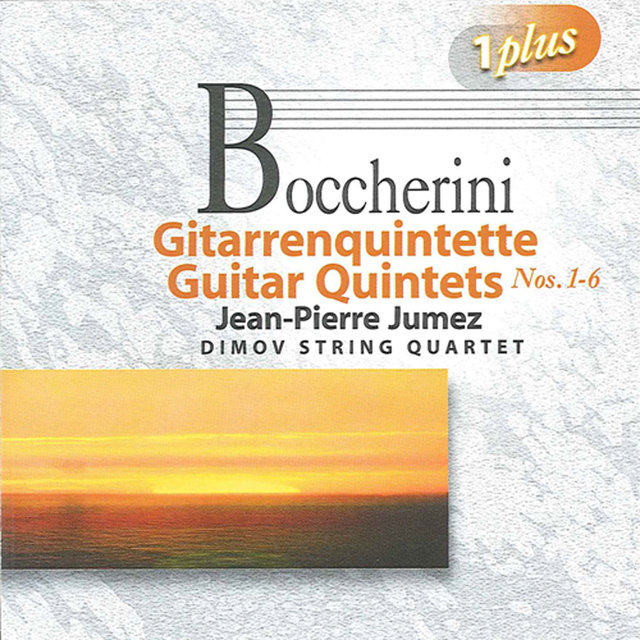 Boccherini: Quintets for Guitar and String Quartet Nos. 1-6