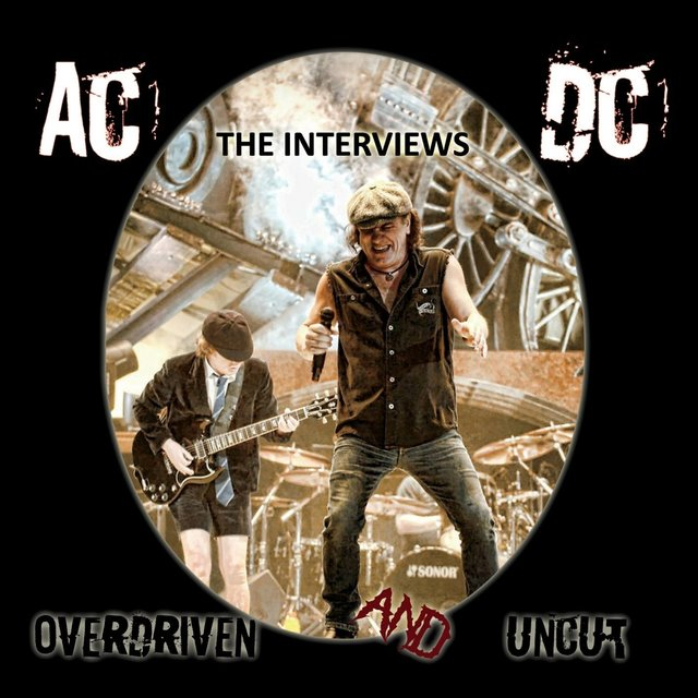 Overdriven and Uncut: The Interviews