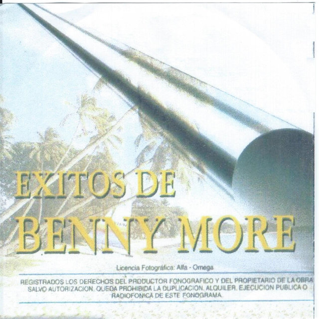 Exitos de Benny More