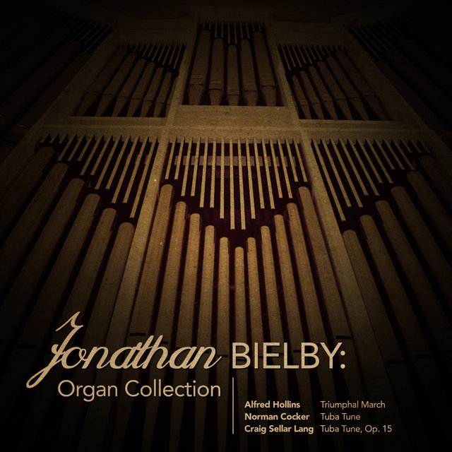 Jonathan Bielby: Organ Collection