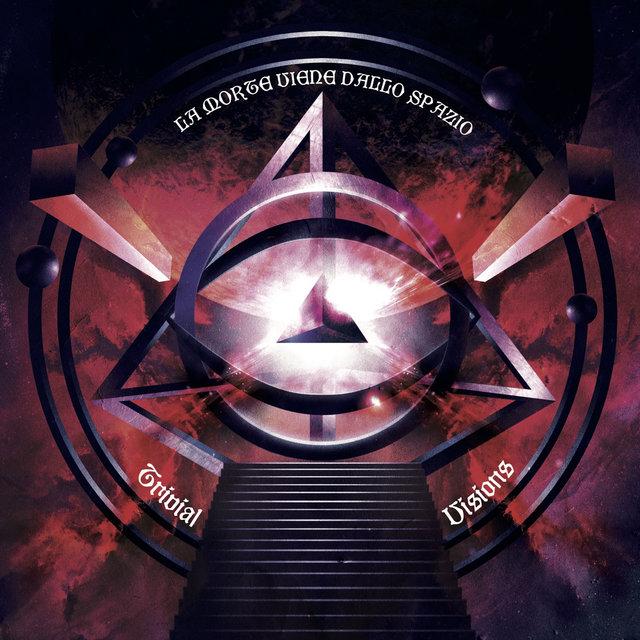 Cover art for album Trivial Visions by La Morte Viene Dallo Spazio