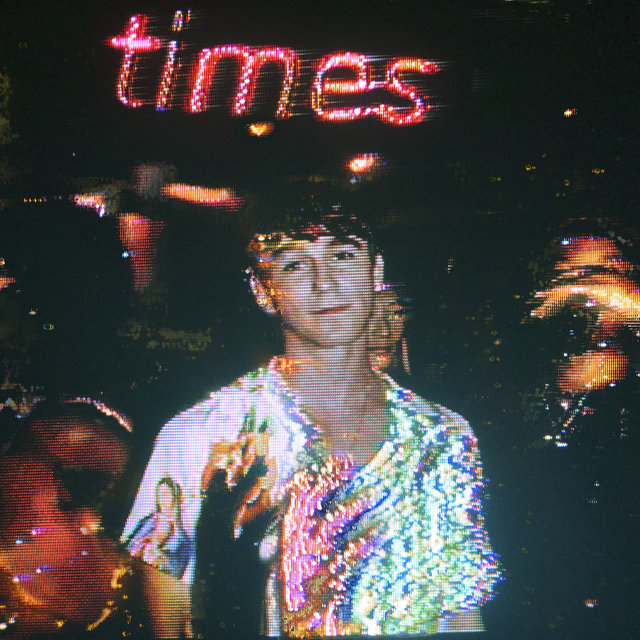 Cover art for album times by SG Lewis