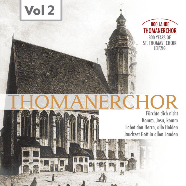 Thomanerchor, Vol. 2 (1954-1959)