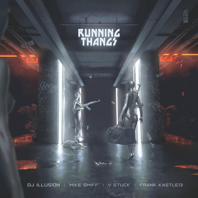 Running Thangs (feat. Mike Smiff, V Stuck & Frank Kastle13)