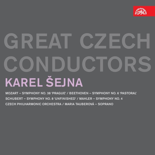 Karel Šejna. Great Czech Conductors
