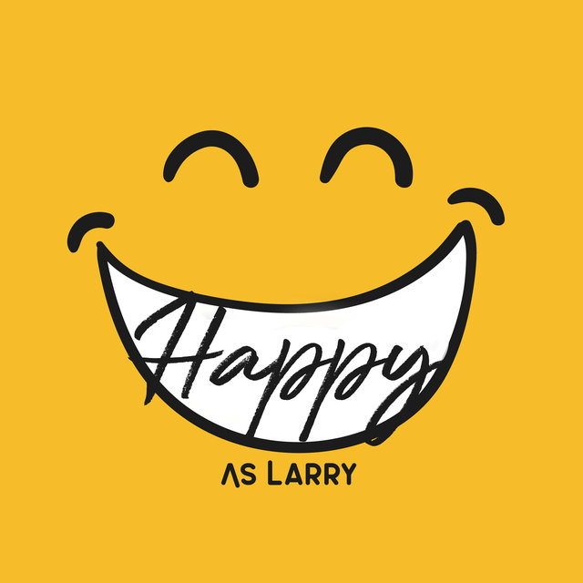 Happy As Larry: Cheerful, Positive and Joyful Jazz