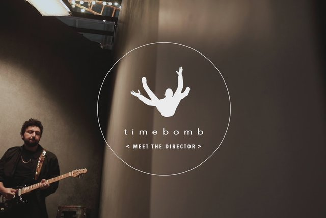 Meet The Director (Timebomb Behind The Scenes)