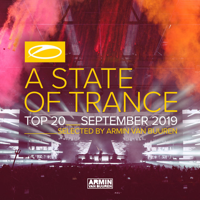 A State Of Trance Top 20 - September 2019