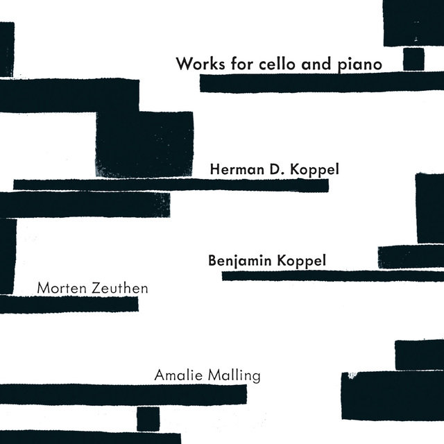 Koppel: Works for Cello & Piano