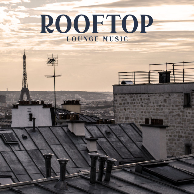 Rooftop Lounge Music: Instrumental Jazz Background Music