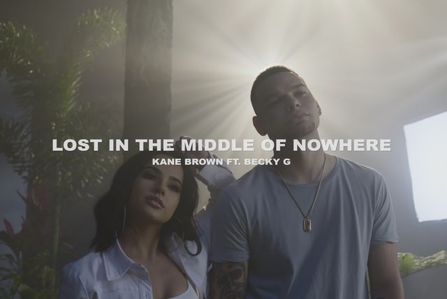 Lost in the Middle of Nowhere (feat. Becky G) (English Version)