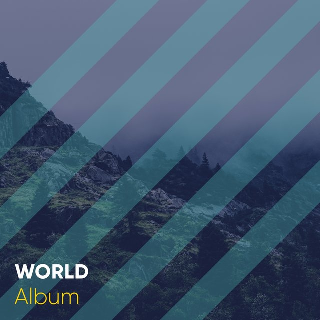 Calm Garden World Album
