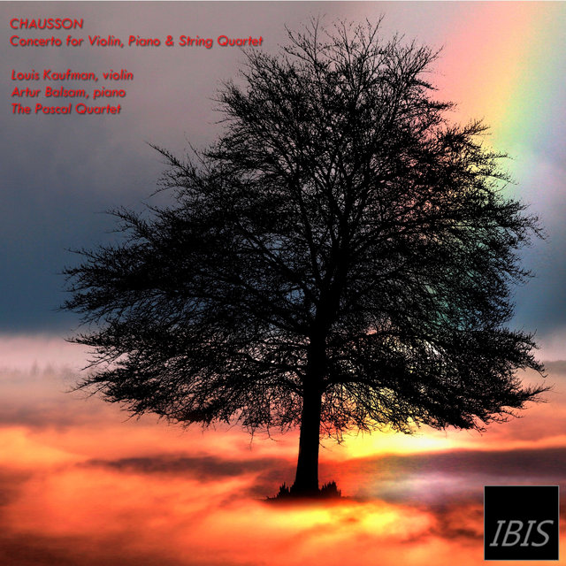 Chausson: Concert for Violin, Piano and String Quartet, Op.21