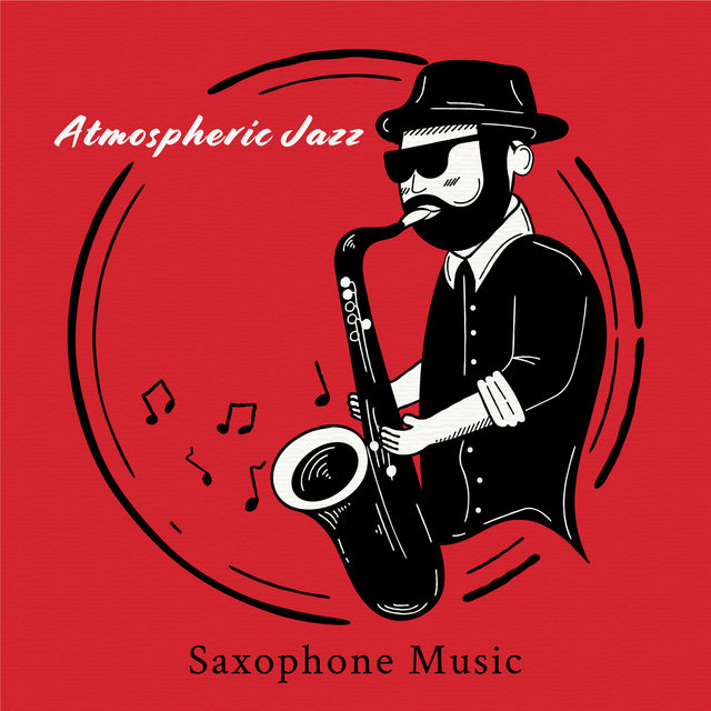 Atmospheric Jazz Saxophone Music