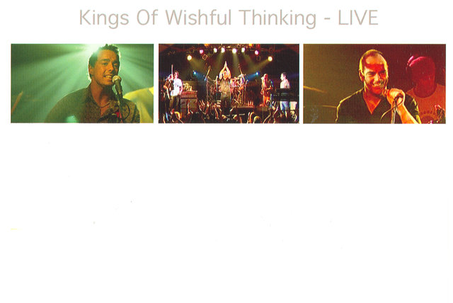 Kings Of Wishful Thinking: Live