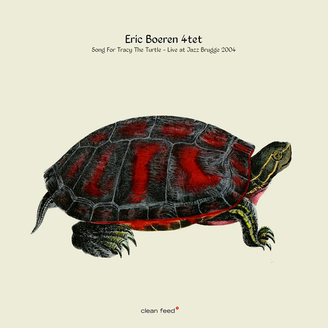 Cover art for album Song for Tracy the Turtle - Live in Brugge 2004 by Eric Boeren Quartet