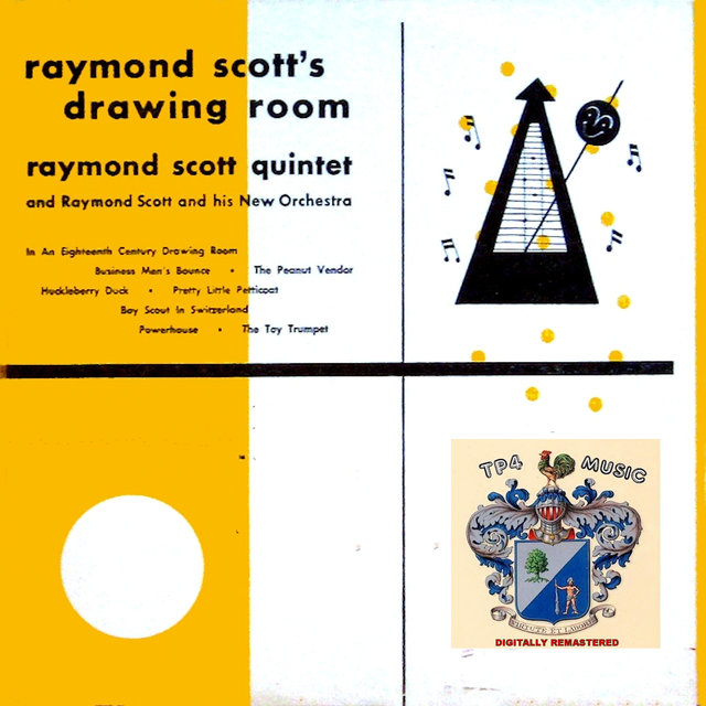 Raymond Scott's Drawing Room
