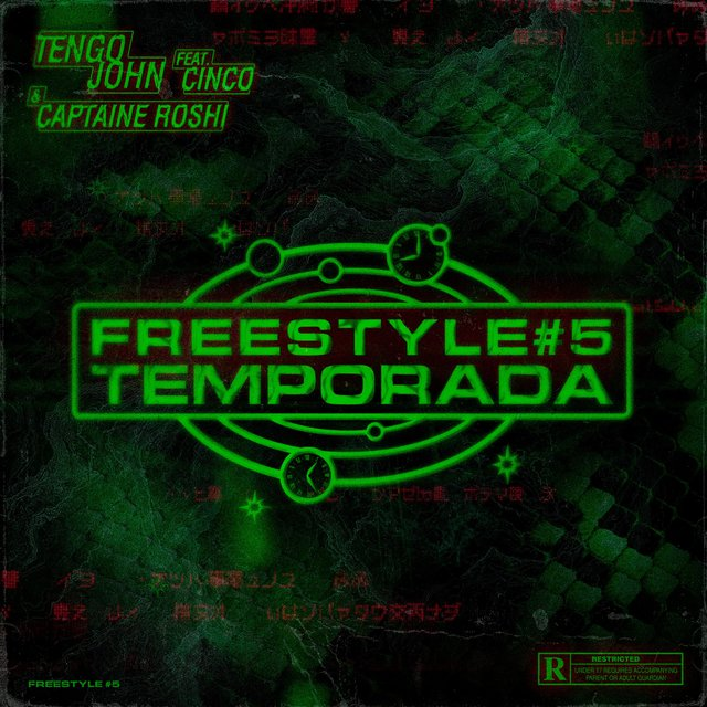 Temporada Freestyle #5 (feat. Captaine Roshi & Cinco)