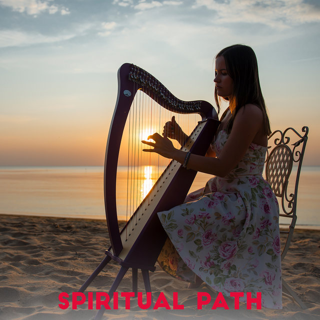 Spiritual Path – Harp Music for Meditation