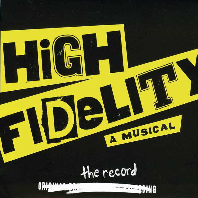 High Fidelity (Original Broadway Cast Recording)