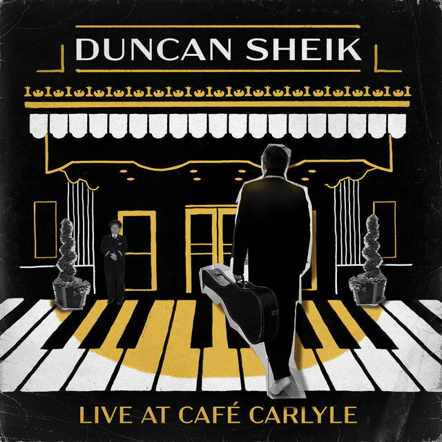 Live At The Cafe Carlyle