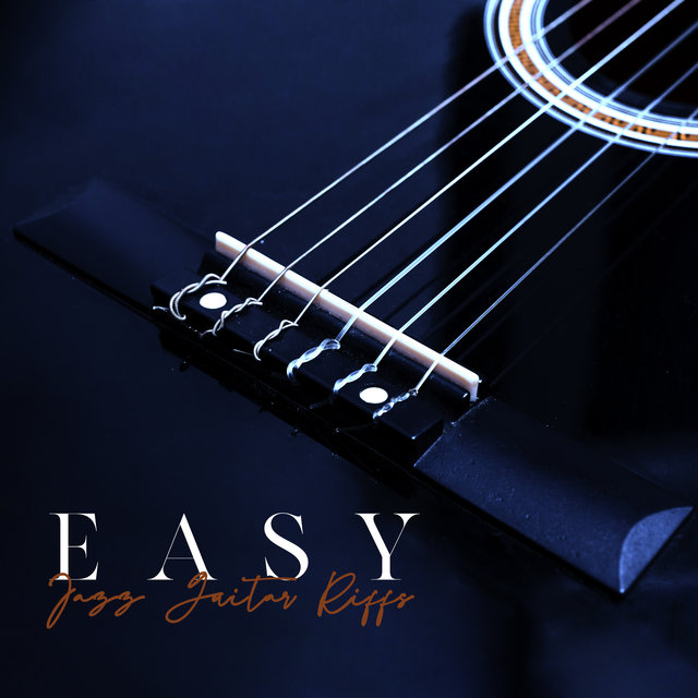 Easy Jazz Guitar Riffs