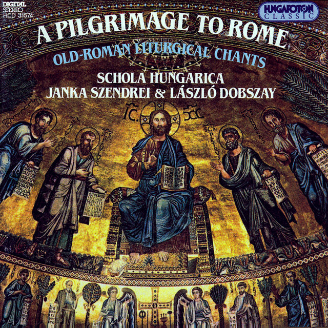A Pilgrimage to Rome, Old-Roman Liturgical Chants