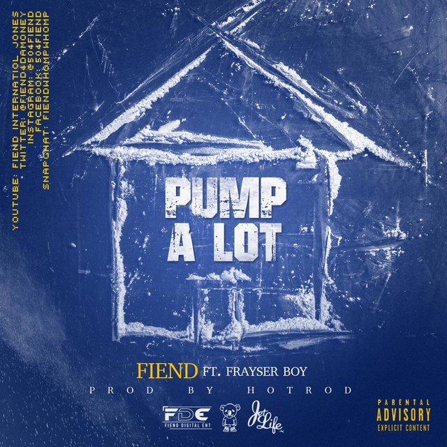 Pump a Lot (feat. Frayser Boy)