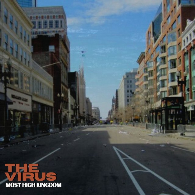 Cover art for album The Virus (feat. Milkshaw Benedict, Najee Janey & $ean Wire) by Most High Kingdom