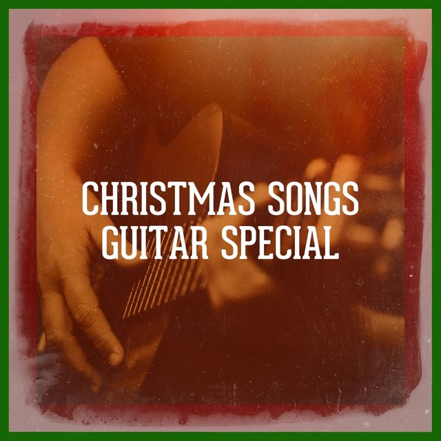 Christmas Songs Guitar Special