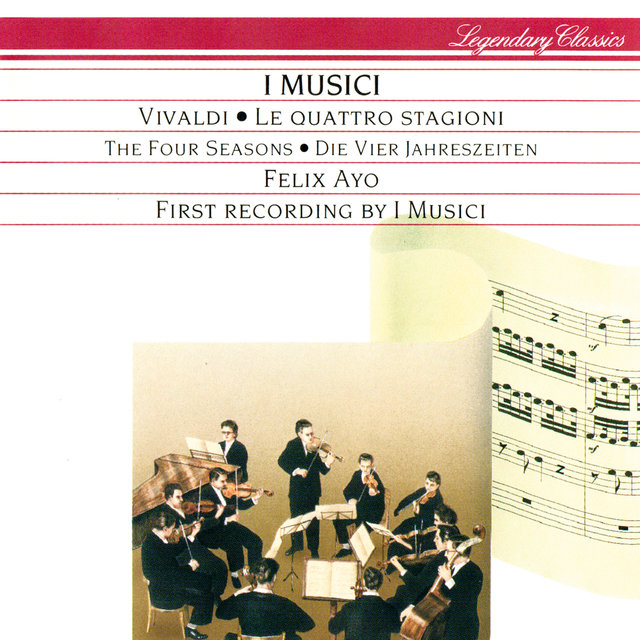 Vivaldi: Le Quattro Stagioni (The 4 Seasons)
