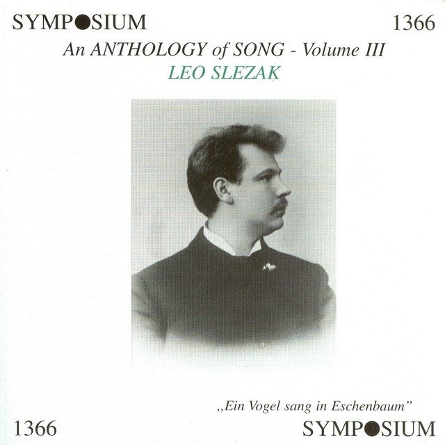 An Anthology of Song, Vol. 3 (1913-1929)