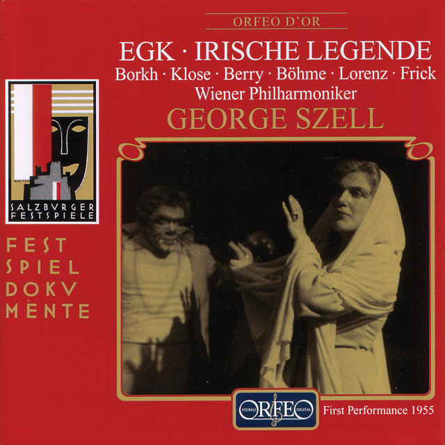 Egk: Irische Legende (Live)