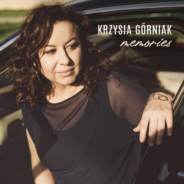 Cover art for album Memories by Krzysia Górniak