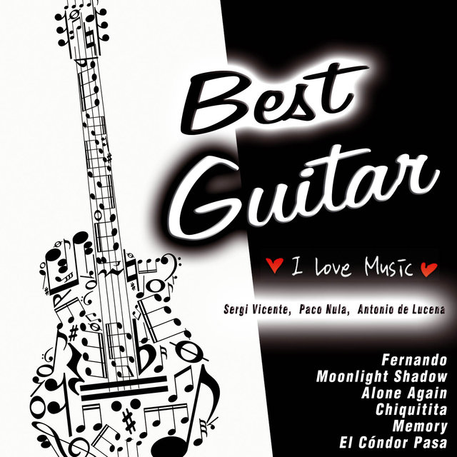 Best Guitar: I Love Music