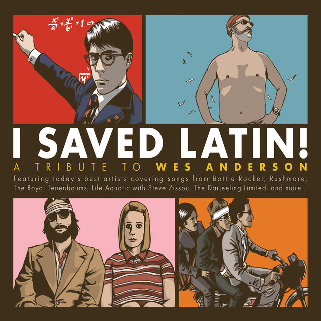 I Saved Latin! A Tribute to Wes Anderson