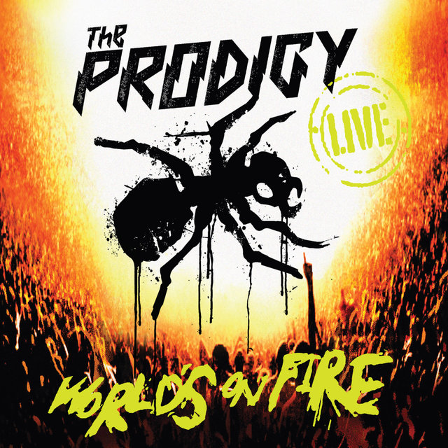 World's on Fire (Live)