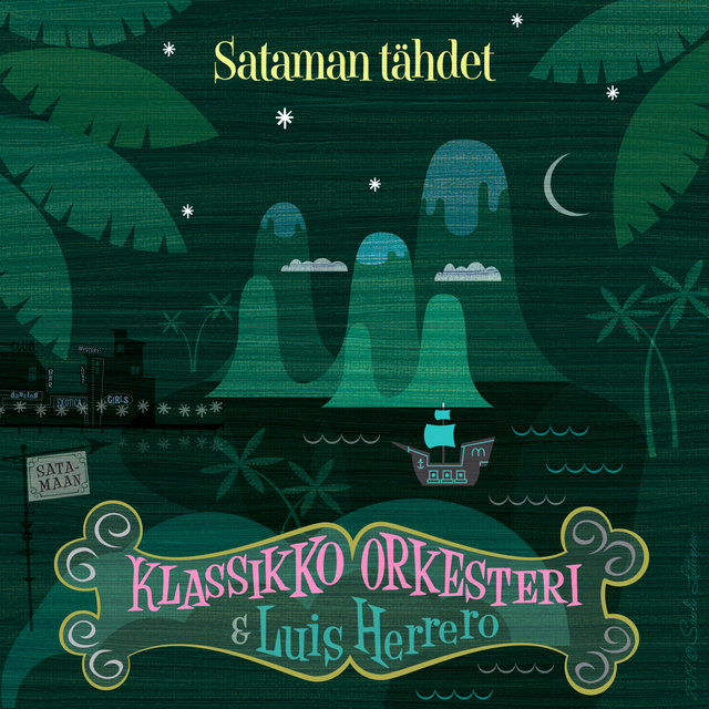 Cover art for album  by Klassikko Orkesteri, Luis Herrero