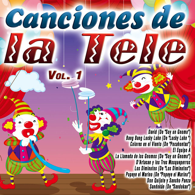 Canciones de la Tele Vol. 1
