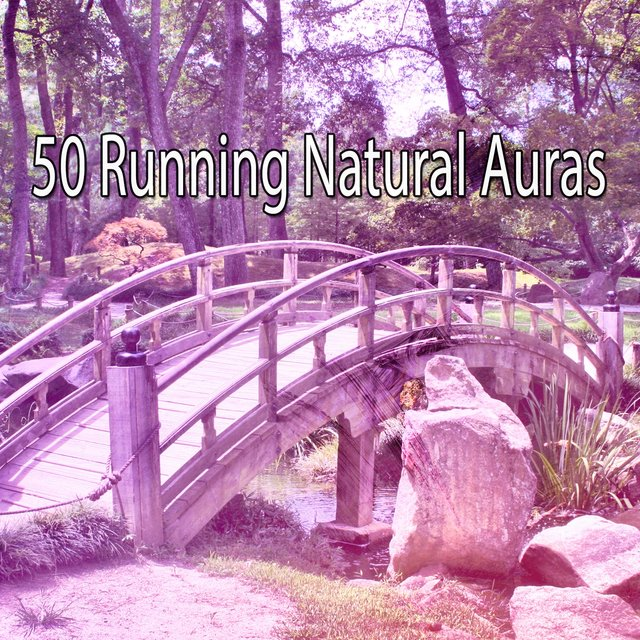 50 Running Natural Auras