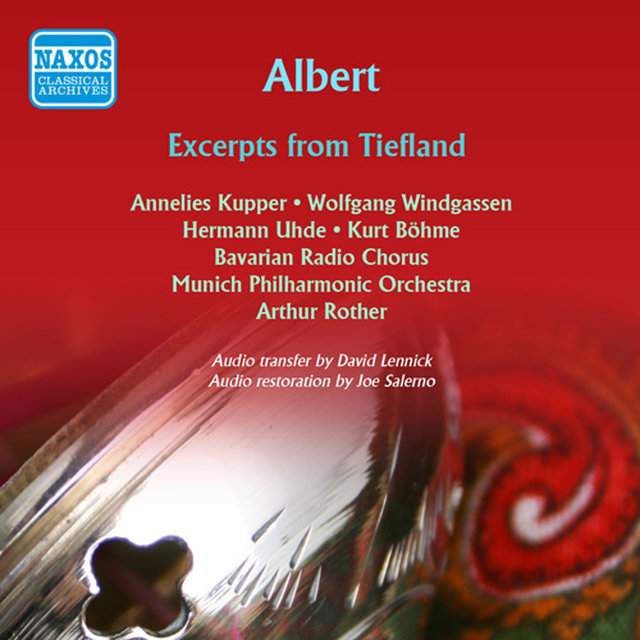 Albert: Excerpts from Tiefland (1953)