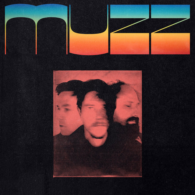 Cover art for album Muzz by Muzz